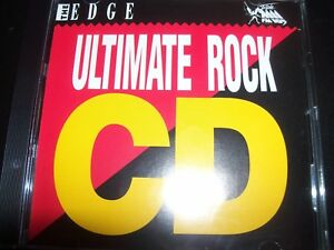 The-Edge-Ultimate-Rock-Various-CD-Ft-AC-DC-1927-Gun-N-Roses-Cold-Chisel-Byrds