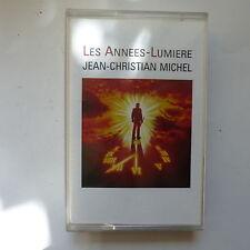 k7 JEAN CHRISTIAN MICHEL Les annees lumiere 1744314