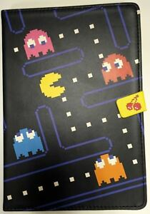 Pac-Man-Ipad-Mini-1-2-And-3-Funda-Color-Laberinto-Protector-Smart-Pacman