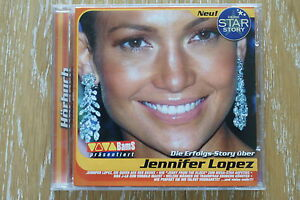 Jennifer Lopez - CD - Hörbuch - Die Erfolgs-Story über Jennifer Lopez - Bremen, Deutschland - Jennifer Lopez - CD - Hörbuch - Die Erfolgs-Story über Jennifer Lopez - Bremen, Deutschland
