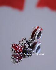 Authentic Pandora Chinese Doll Dangle Charm 791431ENMX