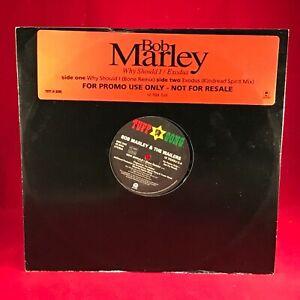 BOB-MARLEY-amp-THE-WAILERS-Why-Should-I-Exodus-1992-UK-promo-vinyl-12-034-single-EXCE