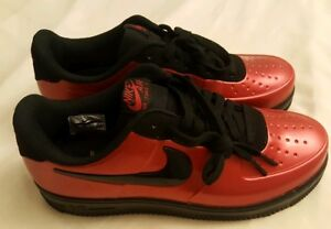 c99cd8d2885 Nike Air Force 1 AF1 Pro Cup Cough Drop Foamposite Red Size 8.5 New ...