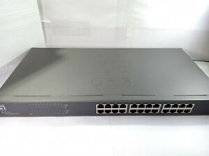 LevelOne-GSW-2457-24-Port-Network-Switch-Gigabit-Ethernet-10-100-1000-Mbps-New