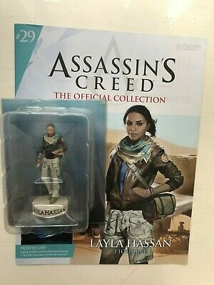The Assassins Creed Hachette Collection Issue 29 Layla Hassan
