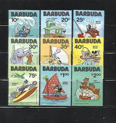 Tema: Walt Disney To Help Digest Greasy Food Año: 1981 Barbuda