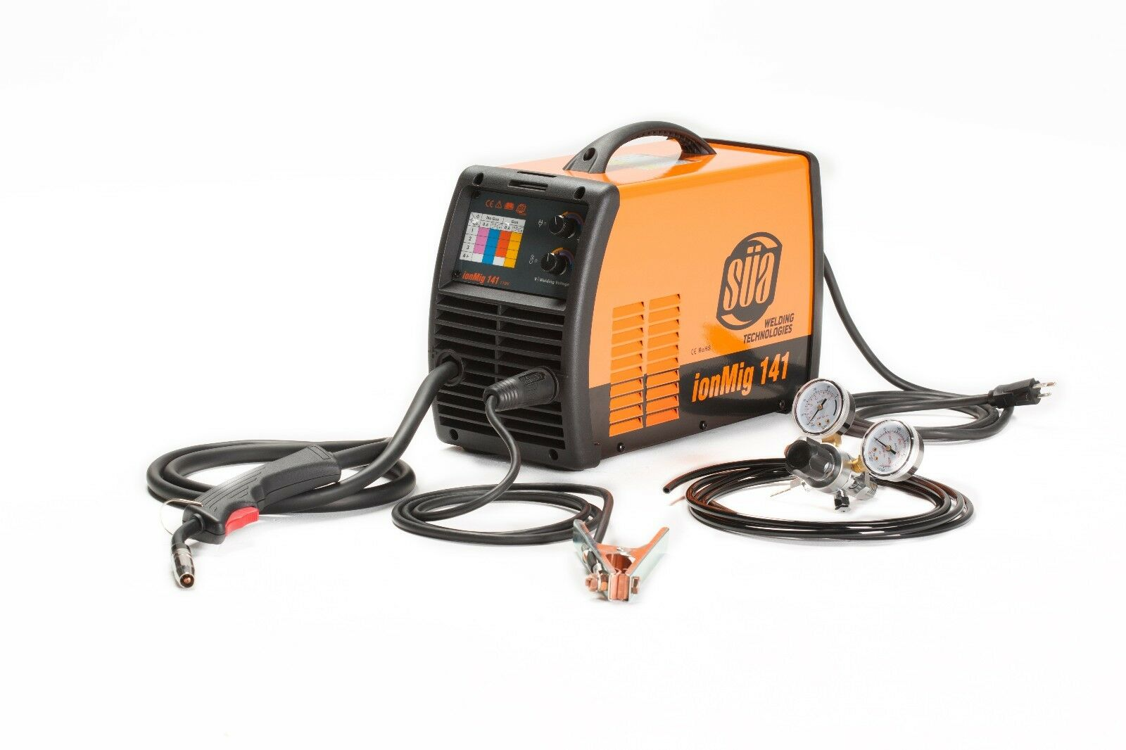 96 Süa ionMig 141 Inverter IGBT MIG Welding Machine - 110 Volts