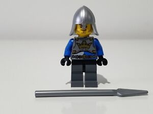 LEGO KINGS KNIGHT BREASTPLATE CROWN CHAIN BELT NECK PROTECTOR cas516 ~ 70400