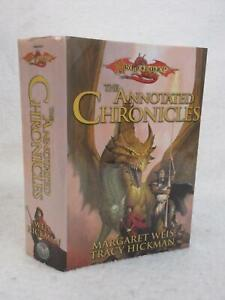Weis-amp-Hickman-DRAGONLANCE-THE-ANNOTATED-CHRONICLES-1999-TSR-First-Edition