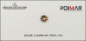 Jaeger-Lecoultre. CALIBRE.407. Pieza. 410
