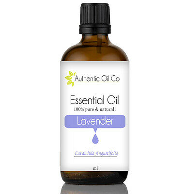 Lavender Oil 100% Pure 10ml 50ml 100ml 250ml 500ml 1 litre