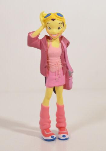 "RARE 2005 Cornelia Hale 3.5/"" PVC Witch Action Figure Disney W.I.T.C.H"