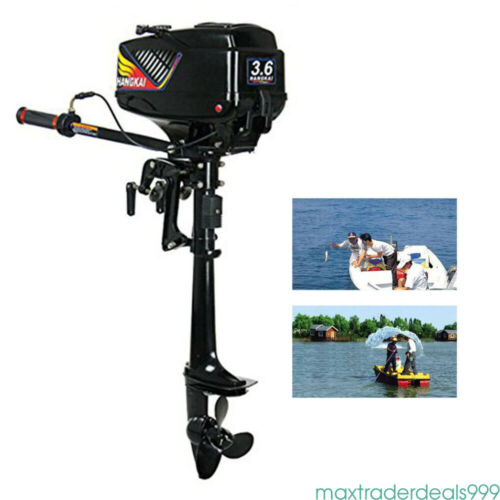 3.5PS-7.0PS 2//4 Takt Benzin Außenborder Motorboot Motor Außenbordmotoren CDI DHL