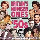 Britain's Number Ones Of the 50's by Various Artists (CD, Nov-2011, 4 Discs, Acrobat (USA))
