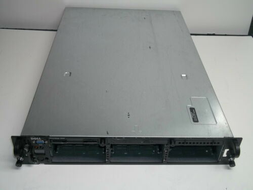 Dell Poweredge 2850 Server 2x3.4GHz Xeon CPUs 64-Bit 4GB RAM SCSI USB Rackmount