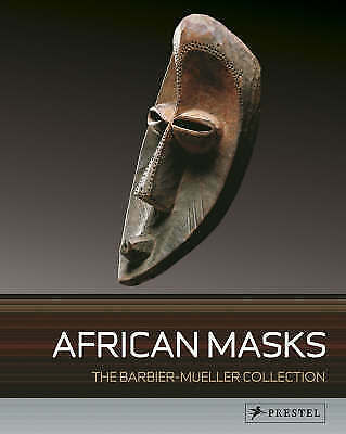 1 of 1 - African Masks: From the Barbier-Mueller Collection (Art Flexi Series) by Hahner
