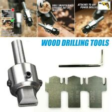 Multifunction Wooden Thick Ring Maker High Speed Steel Drill Wood Tools