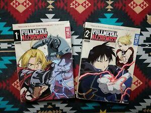 Fullmetal Alchemist (Viridian Collection) Season 1 + 2 DVD ...