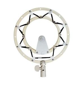 New-Blue-Radius-II-Silver-Gold-Microphone-Shock-Mount-for-Yeti-and-Yeti-Pro