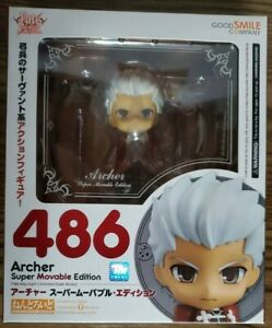 Nendoroid 486 Archer Emiya Fate Stay Night Ubw Unlimited Blade