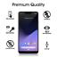 Google-Pixel-3-XL-amfilm-Case-Friendly-Protection-d-039-ecran-verre-trempe-3-Pack miniature 4