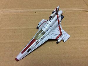 Hasbro-Titanium-Battlestar-Galactica-Colonial-Viper-MK-VII-Loose-die-cast-Metal