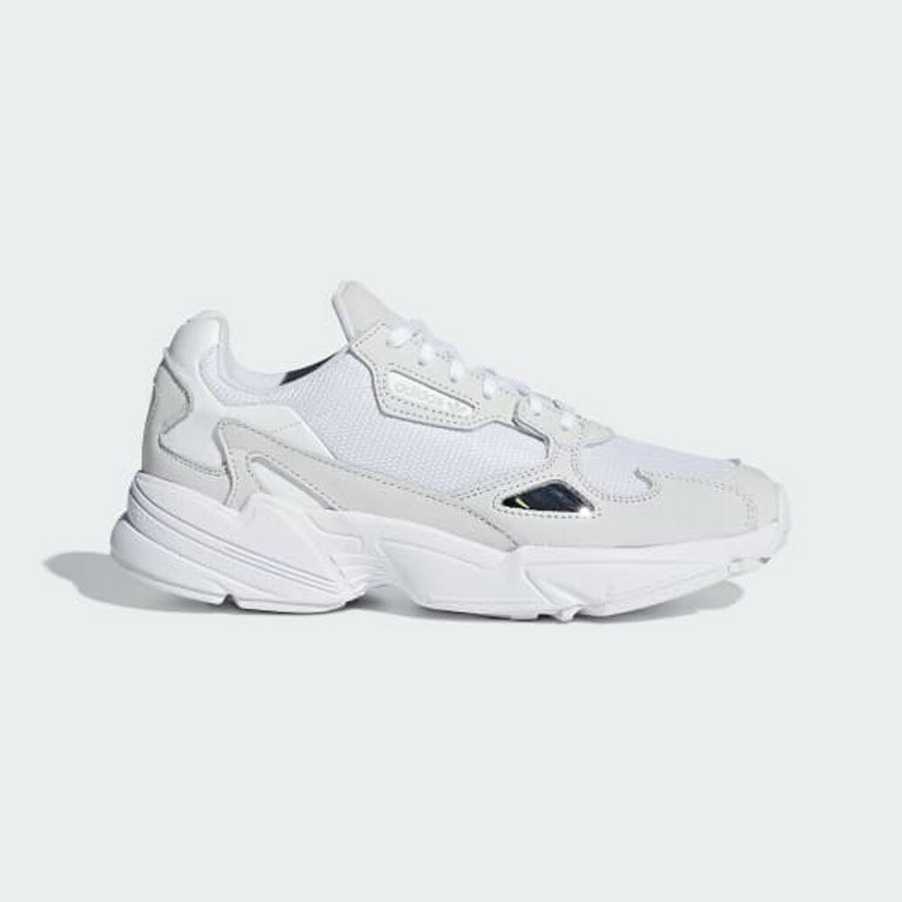 Adidas Originals FALCON B28128 Cloud   Crystal White Women's shoes Sneakers