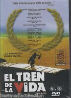 El Tren De La Vida (1998) Train De Vie Dvd Sealed
