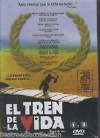 El Tren De La Vida (1998) Train De Vie Dvd Sealed