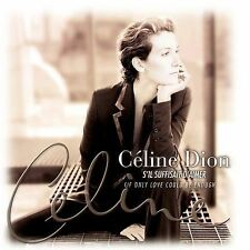 S'Il Suffisait d'Aimer (If It Is Enough to Love) by Céline Dion (CD,...