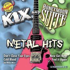 Metal Hits by Kix; Honeymoon Suite