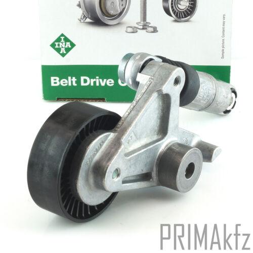 INA Spanner Rollensatz Audi VW 2.7 3.0 TDI GATES 6PK2500 Keilrippenriemen