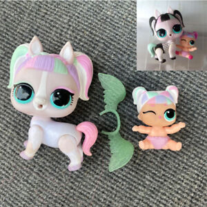 Unicornio-LOL-Surprise-Unipony-Unicorn-039-s-Pet-Eye-Spy-amp-Lil-SERIES-4-Wave-2-Doll