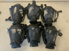 Msa Ultra Elite 40mm Riot Control Gas Mask Excellent Condition Size Large