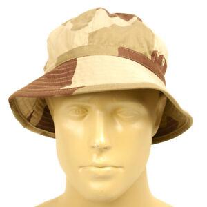 French-Foreign-Legion-Desert-Camouflage-Boonie-Sun-Hat-7-50-US-60-cm