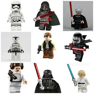Star-Wars-Last-Jedi-lego-Dark-Vador-Kylo-Ren-Han-Solo-Mini-Figures-60-Designs