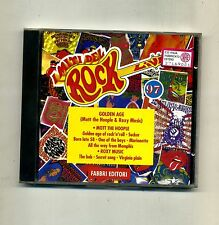 I Miti del Rock n.97#MOTT THE HOOPLE & ROXY MUSIC-GOLDEN AGE#Fabbri 1993#CD Rock