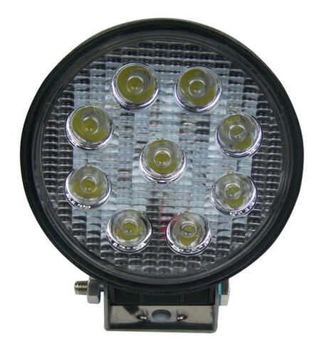 LED 27 Watt 1890 Lumen RUND Suchscheinwerfer Arbeitsscheinwerfer Scheinwerfer