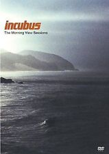Incubus - Morning View Sessions rare Rock Music dvd 12 songs videos 2002