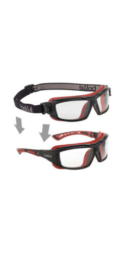 Lunettes masque de sécurité ULTIM8 Sport Air Soft Paintball Moto Bollé Safety