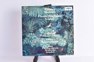 Gustav Mahler Otto Klemperer Das Philharmonia Orchester London Vierte Sinfonie g