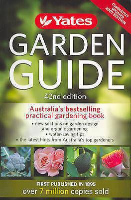 1 of 1 - Yates Garden Guide 2003