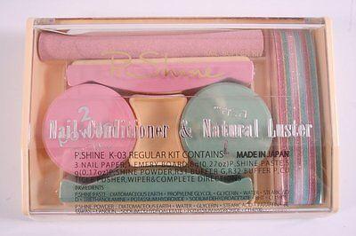 P-shine Japanese Manicure Set (NEW)