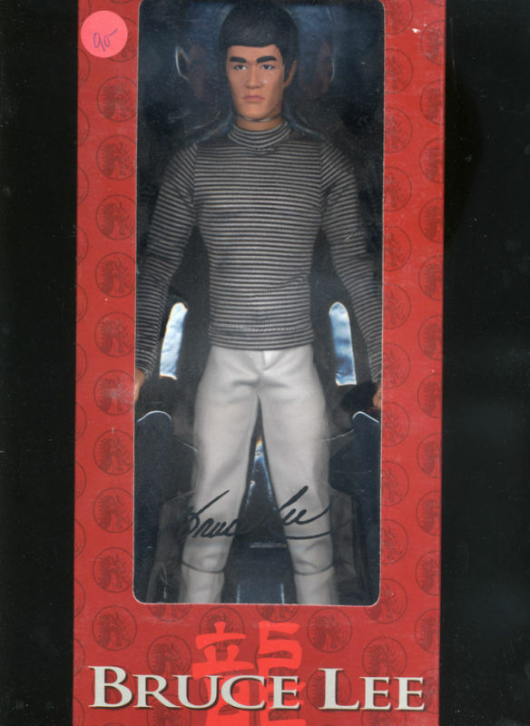 1:6 Figura De Bruce Lee show de moda (modo 23 Brdr Camisa)