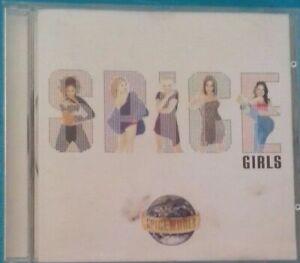 Spiceworld-Spice-Girls-CD-Ref-1327