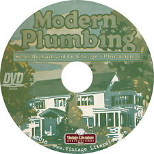 Sears Plumbing {1921-1928 History and Design w Fixture Images } Catalogs on DVD