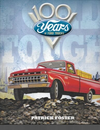 Ford Tough Trucks new book AUTOGRAPHED EDITION