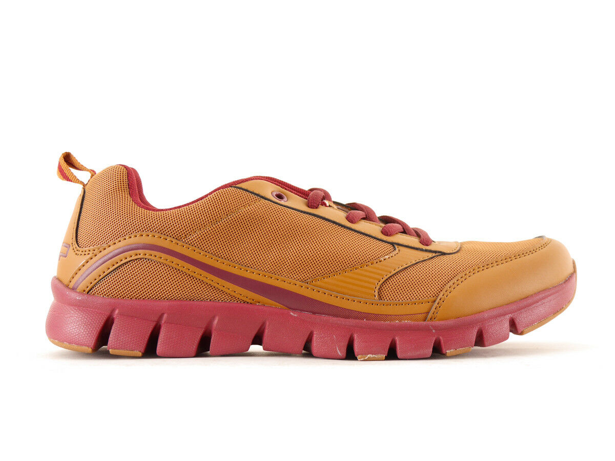 CMP Trainers Running shoes Lace-Ups  Brown Rubber Sole Comfortable Light Mesh  supply quality product