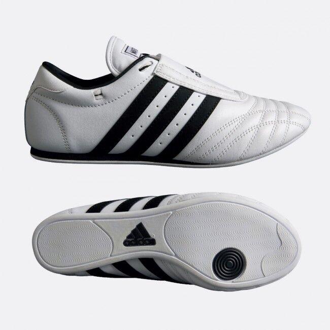 NEW adidas Taekwondo shoes  SM2 Martial Arts shoes-WHITE size US Men's 7.5  new products novelty items