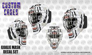 A/&R Sports Goalie Foam Padding for Mask